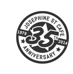 Josephine St Cafe 35th Annniversary